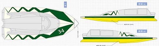 浜名湖競艇ボート