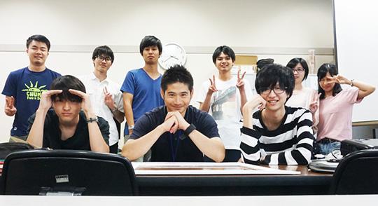 吉澤研究室